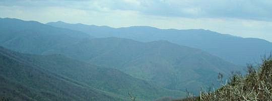 Cold Mountain North Carolina