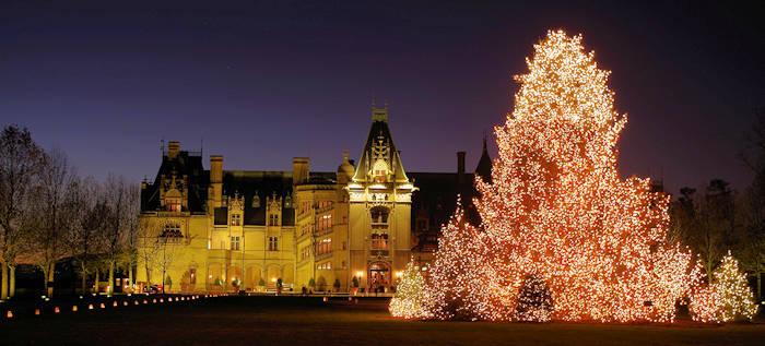 Biltmore House Christmas Photo Tour