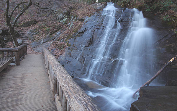 Great Smoky Mountains Waterfall