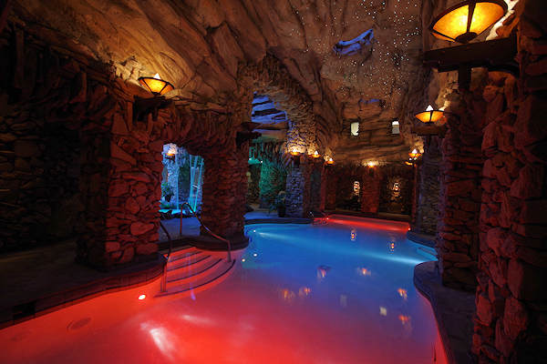 Cozy Pool And Spa