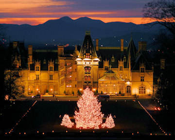 Christmas Biltmore House