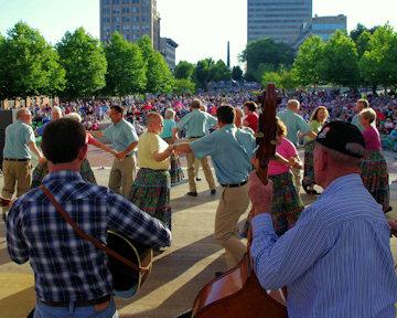 Asheville Summer Festivals