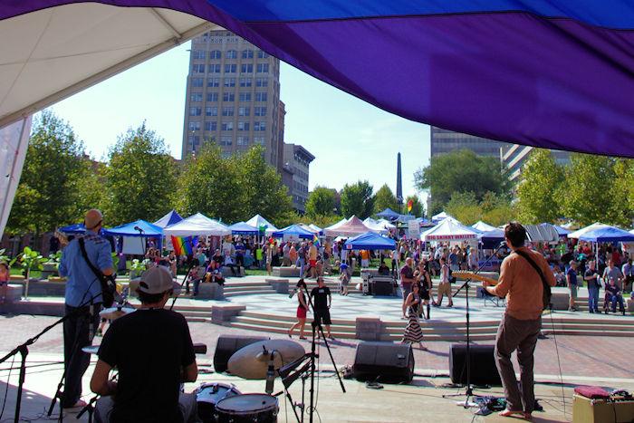 Asheville Fall Festivals