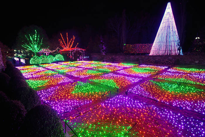 Image result for winter lights asheville