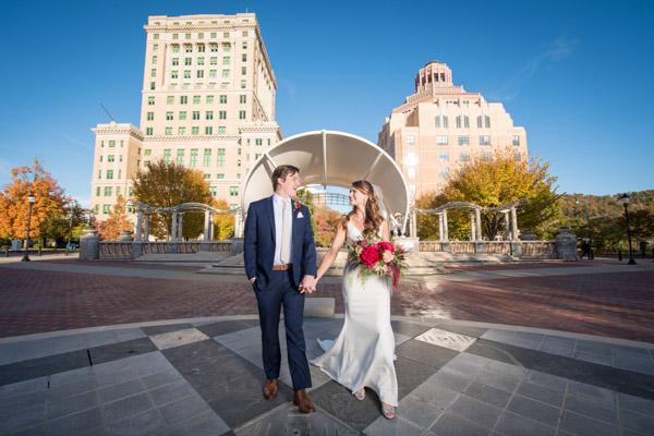 Downtown Wedding Asheville