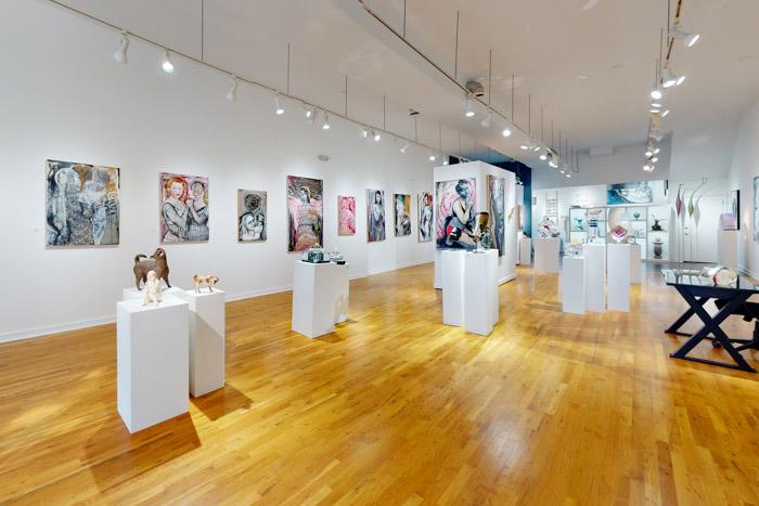 Art Galleries Asheville