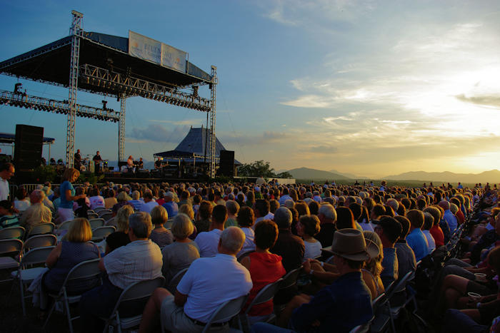 Biltmore House Summer Outdoor Concert