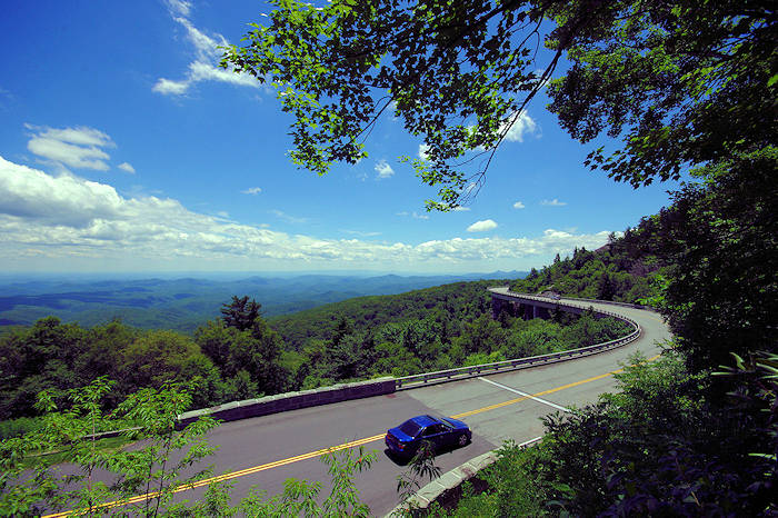 Blue ridge parkway guide asheville nc for Miles motors asheville nc