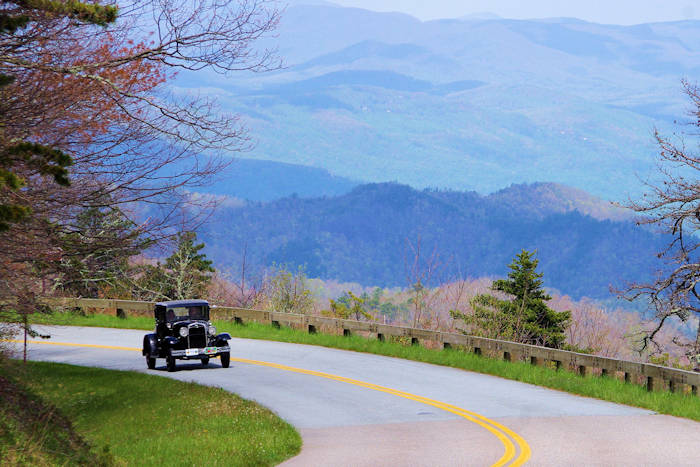 Scenic Drives in the NC Mountains