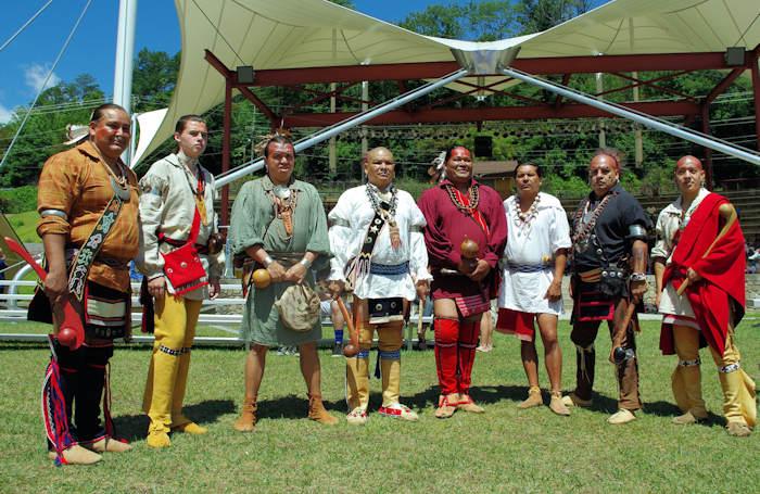 Cherokee NC Indians