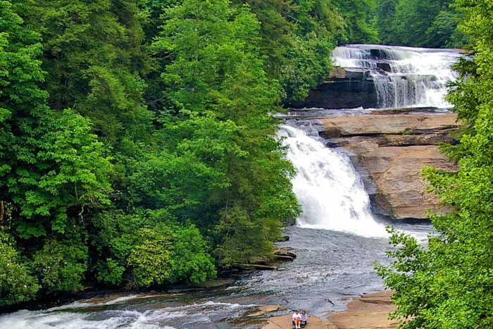 DuPont State Forest Waterfalls Hikes