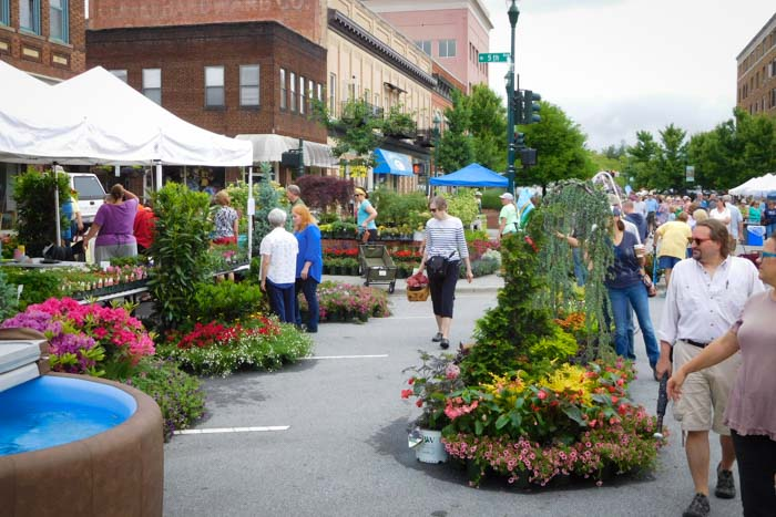 Spring Events in Asheville