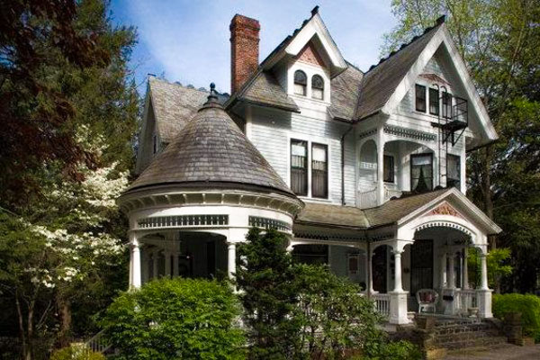 The Wright House Asheville
