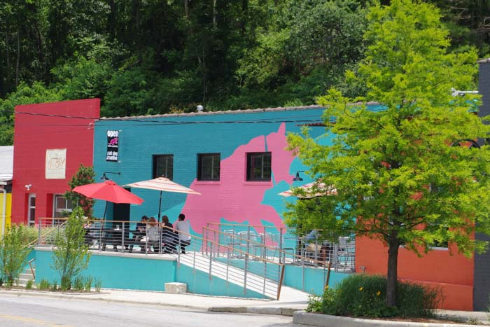River Arts District Restaurants Asheville