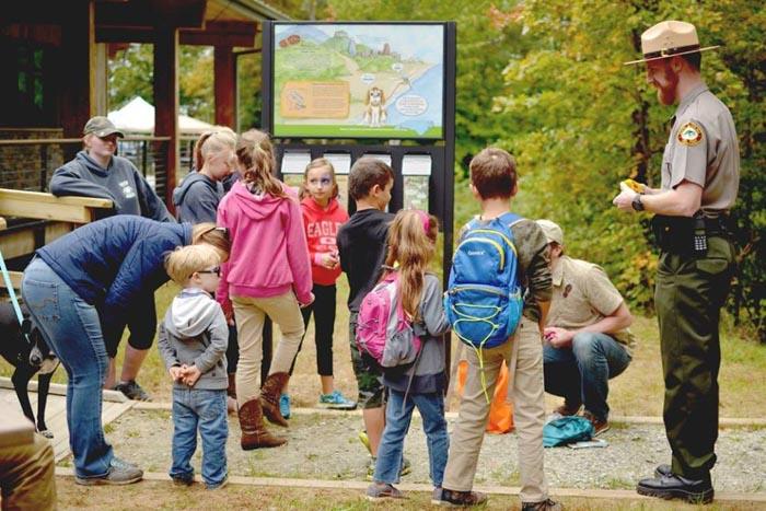 Kids in Parks