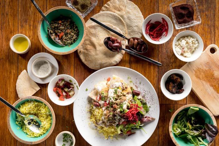 Mediterranean Food Asheville