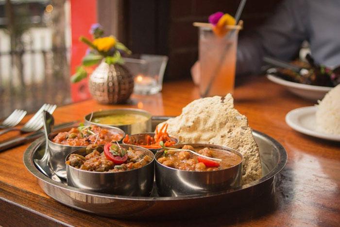 Indian Restaurants in Asheville