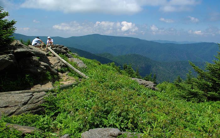 Mt Craig NC