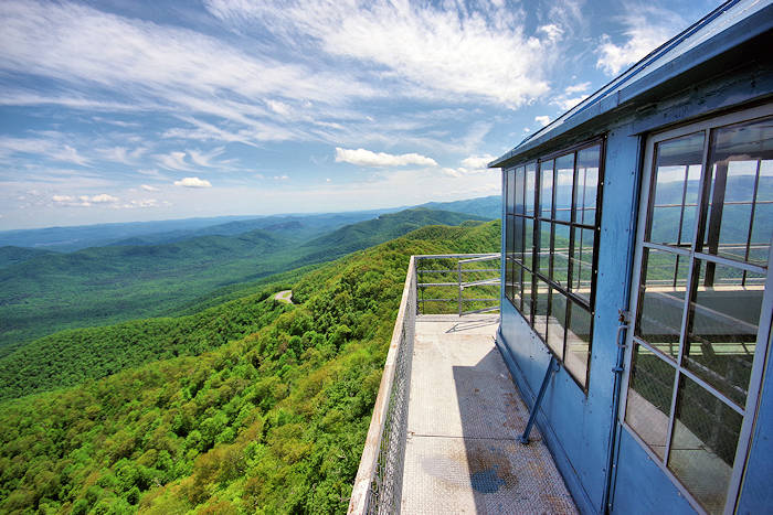 NC Fire Lookout Towers