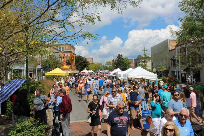 North Carolina Apple Festival Hendersonville