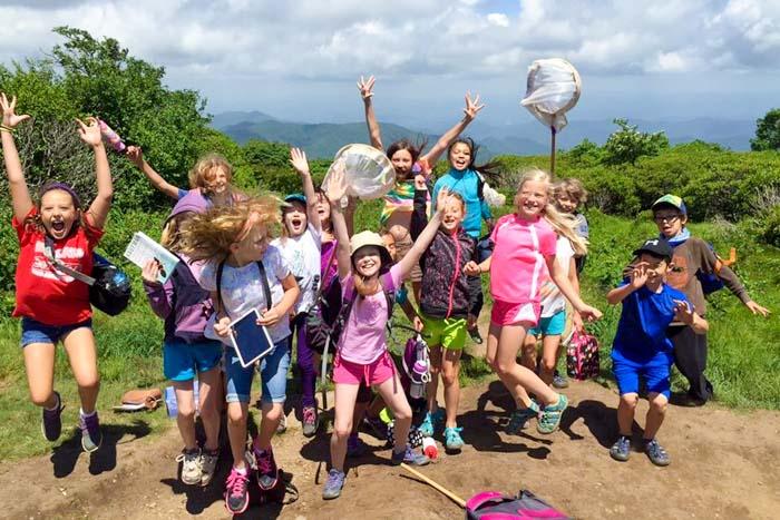 Asheville Summer Camps