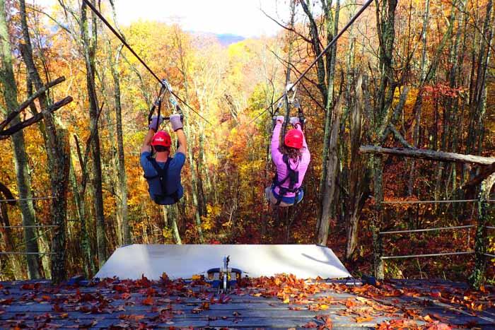 Navitat Canopy Adventures Asheville
