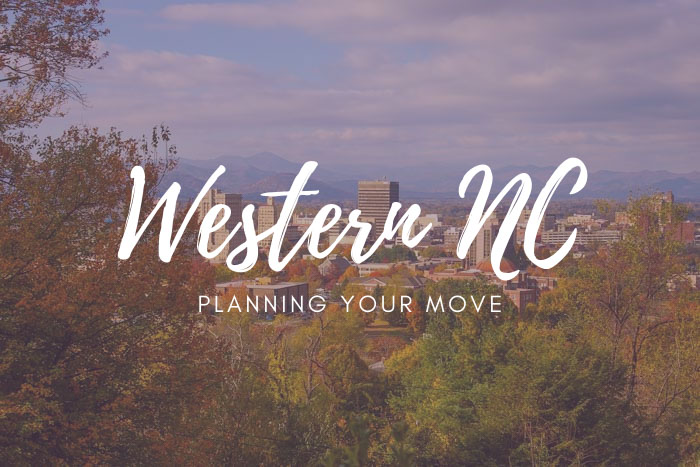 Planning Your Move to Asheville