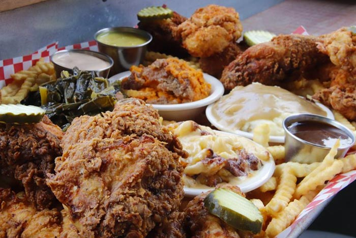 Southern Food in Asheville