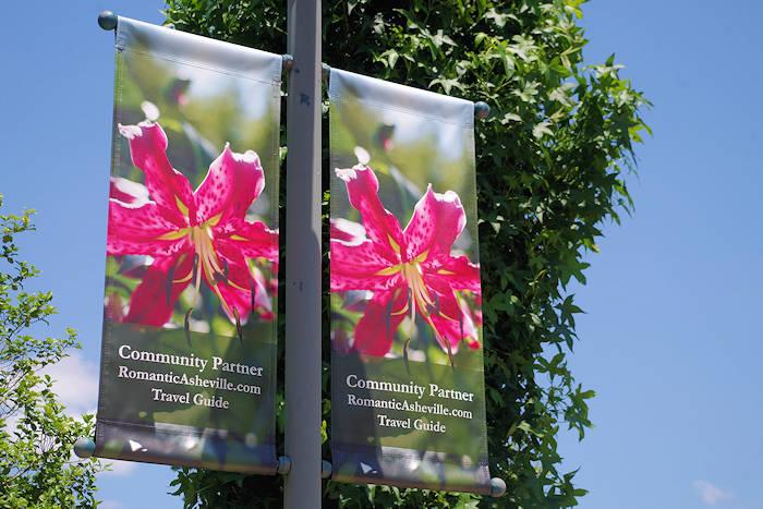 RomanticAsheville.com Community Partner