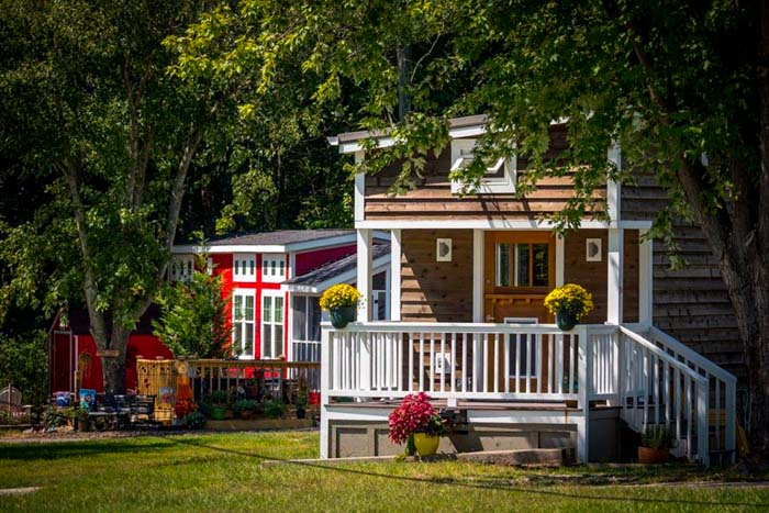 Tiny Home Communities Asheville