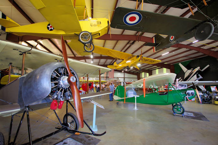 WNC Airplane Museum