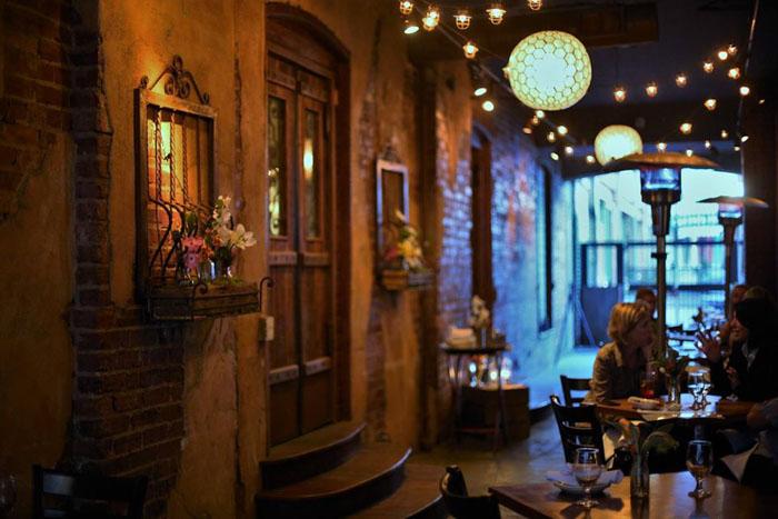 Romantic Restaurants in Asheville