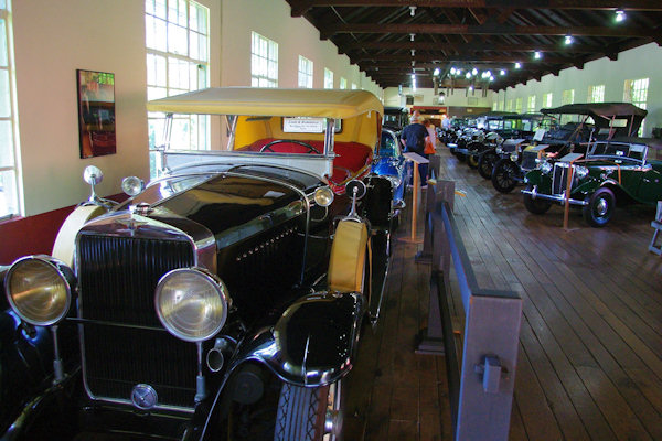 Estes-Winn Antique Car Museum, Asheville