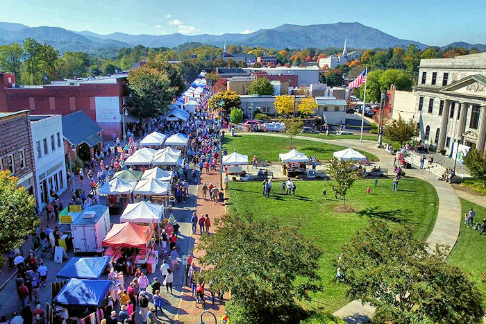 Apple Harvest Festival, Waynesville