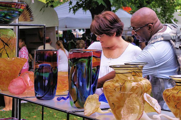 Asheville Art Festivals