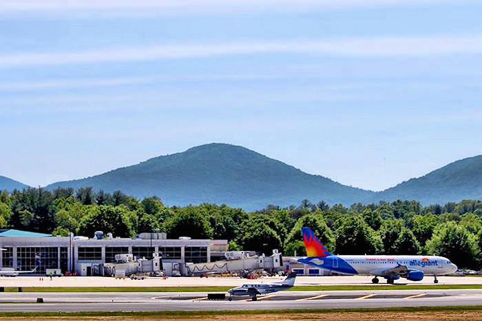 Asheville Regional Airport
