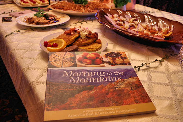 Asheville B&B Cookbook