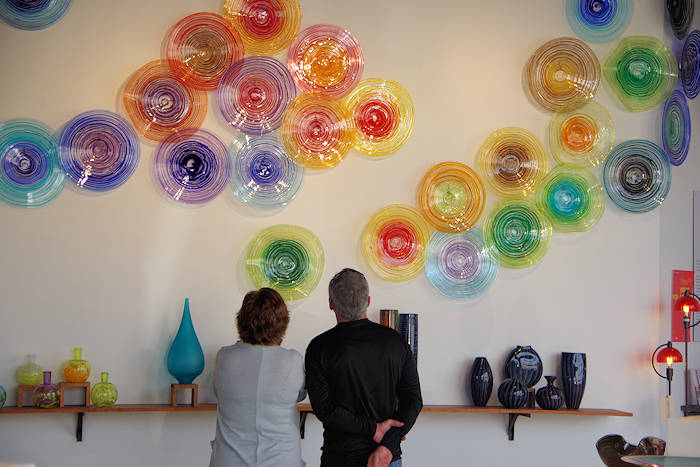 Asheville Glass Blowing & Art