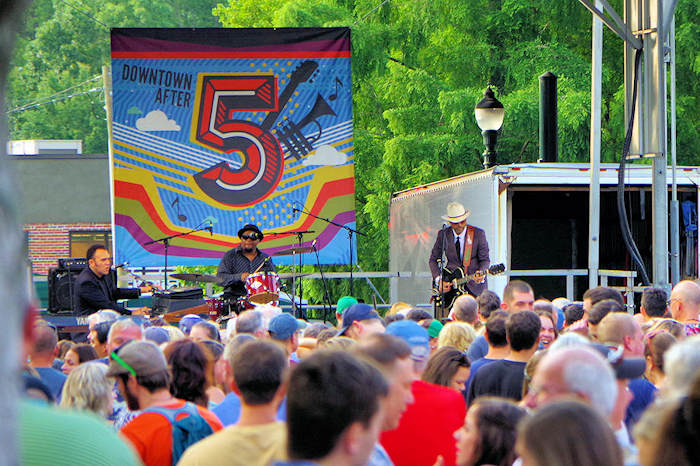 Asheville Live Music