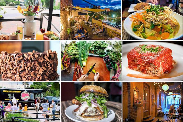 Asheville Restaurant Guides