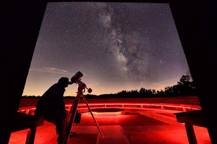 Asheville Stargazing