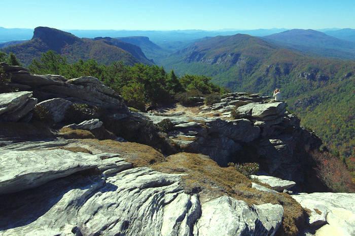Water sports, biking, hiking in the Blue Ridge Mountains