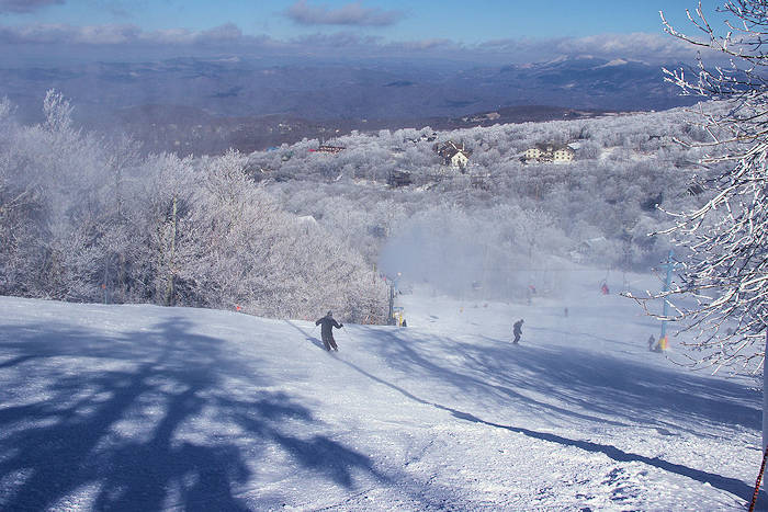 Beech Mountain Ski Resort