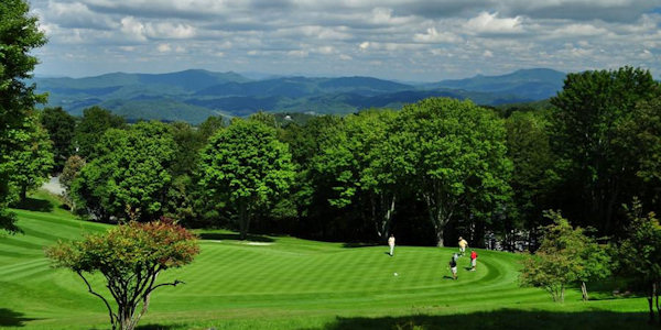 Beech Mountain Golf