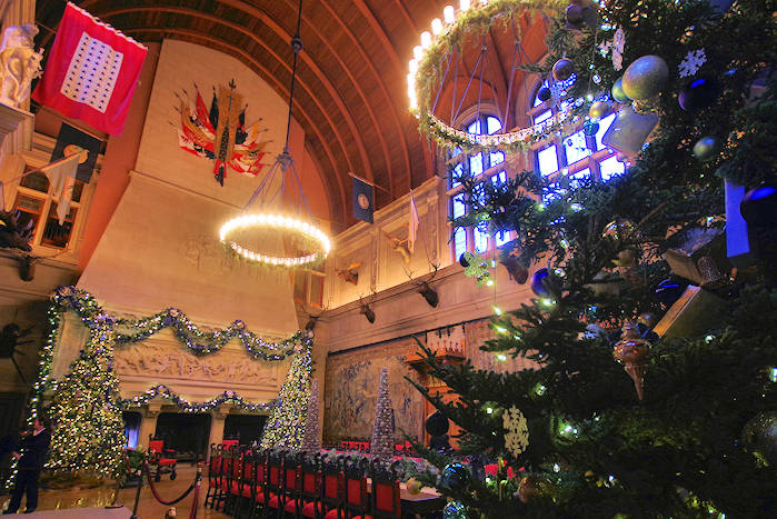 Biltmore House Christmas Photos