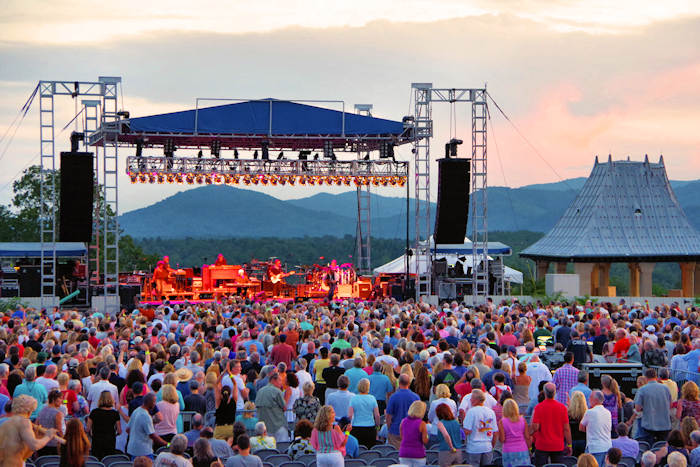 Biltmore Estate Outdoor Summer Concerts 2019