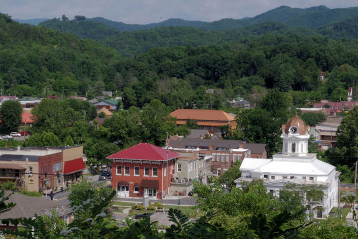 Cherokee Nc Indian Reservation Visitor Guide