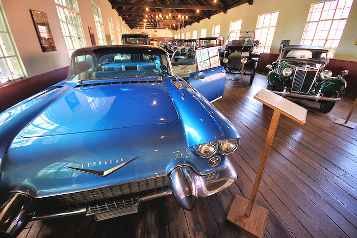 Antique Car Museum Asheville - Classic car sites