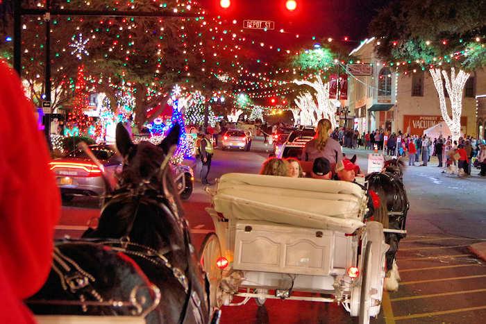 Horse Carriage Rides near Asheville