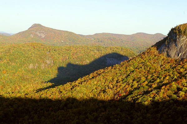 """Shadow of the Bear"" - Cashiers & Highlands, NC"